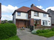 Shireoaks Common semi detached property for sale