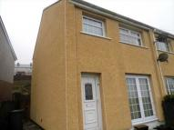 semi detached home in The Crescent, Nantyglo...