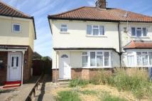 semi detached home for sale in Burnsfield Estate...
