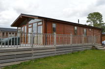 Lodge for sale in Barholm Road, Tallington...