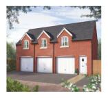 2 bedroom new Flat in Biddenham Vale...
