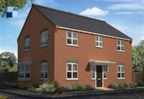 4 bed new property for sale in Lands End Way, Oakham...