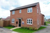 3 bed new property for sale in Barleythorpe Oakham...