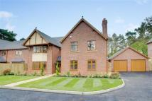 5 bedroom Detached house in PLOT 4 Hall Lane...