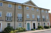 Terraced home for sale in Bulrush Crescent...