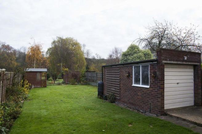Lawn and Garage