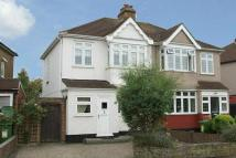 3 bedroom semi detached property in The Avenue, Hornchurch...