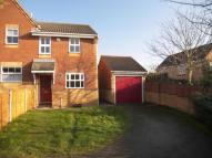 2 bed semi detached house to rent in Heydon Close, Belper