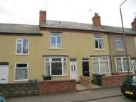 2 bed Terraced home in Nottingham Road, Belper
