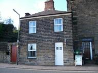 semi detached home in The Common, Crich