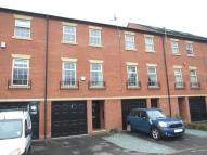 Town House in Bridgeside Way, Spondon