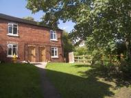 semi detached property in Parkside, Belper