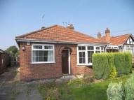 Detached Bungalow to rent in Beeches Avenue, Spondon