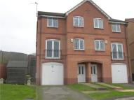 semi detached house in Thornhill Drive...