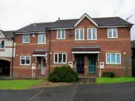 Terraced house in Marston Close, Belper