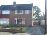 semi detached property to rent in Hamilton Road, Spondon