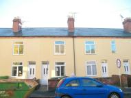2 bedroom Terraced house in Nottingham Road, Belper