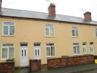 3 bed Terraced house in Nottingham Road, Belper