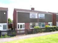 semi detached home to rent in Hedley Close, Somercotes