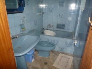 Bathroom ground flr.