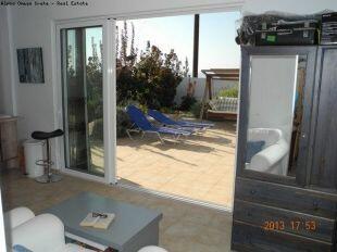 Guestroom to terrace