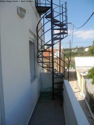 Steps - roof terrace