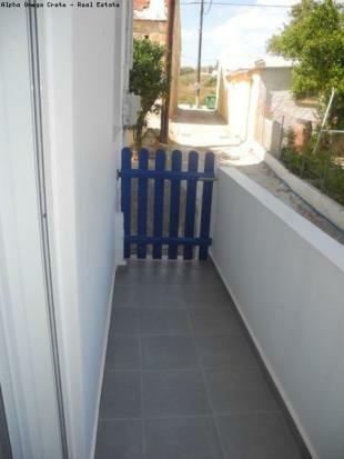 Rear gate - kitchen