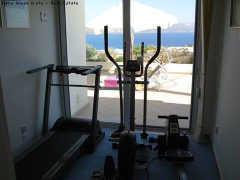 Bedroom 4 (gym)