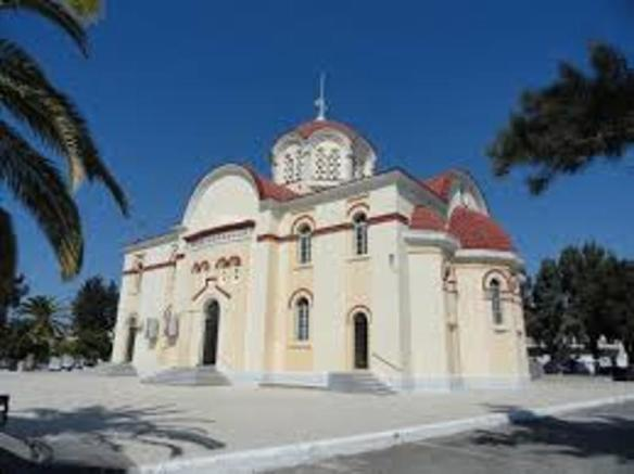 Timpaki church