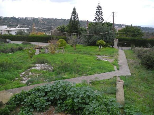 Scope in garden