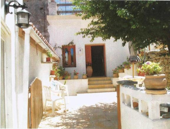 View - main courtyrd
