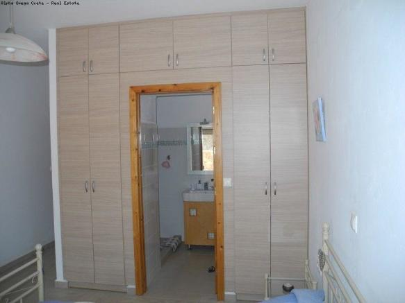View to ensuite