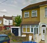 semi detached house in Bradbourne Road, Grays...
