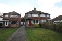 3 bed semi detached property for sale in Caterham Drive, Coulsdon...