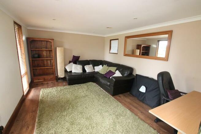 Open Plan Lounge/Kitchen Area