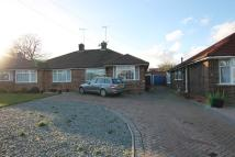 Semi-Detached Bungalow in Perryfield Road, Crawley...