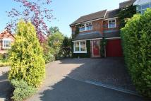 semi detached house in Milborne Road...