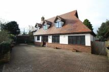 3 bed Detached property in Glebe Road, Oxford...