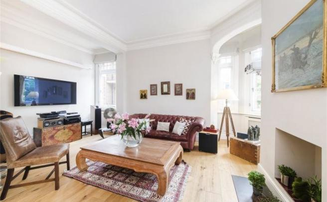 3 Bedroom Apartment For Sale In Phoenix Lodge Mansions Brook Green London