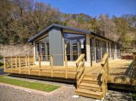 Lodge in Conwy Holiday Park for sale