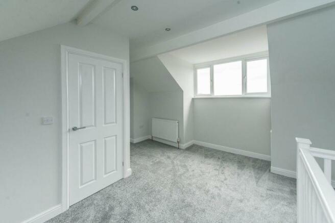 Attic Bedroom ...