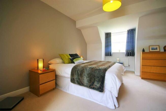 Bedroom 4 inc Dressi
