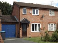 2 bedroom semi detached home for sale in Larch Close, Rugby...