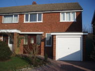3 bed semi detached property in TUDOR CLOSE, Burntwood...