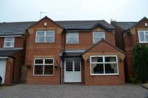 4 bedroom Detached property for sale in Bakers Way, Hednesford...