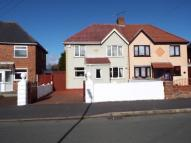 3 bed semi detached property for sale in NORTH CRESCENT...