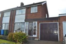 3 bed semi detached property in Sutherland Road, Walsall