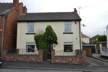 Cottage in Belt Road, Hednesford...