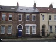 Terraced home in South Preston Terrace...