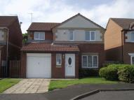 3 bed Detached property in Robert Westall Way...